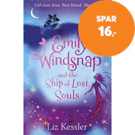Produktbilde for Emily Windsnap and the Ship of Lost Souls - Book 6 (BOK)