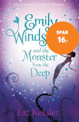 Emily Windsnap and the Monster from the Deep - Book 2 (BOK)