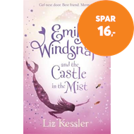 Produktbilde for Emily Windsnap and the Castle in the Mist (BOK)