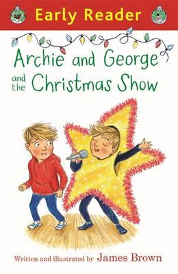 Archie and George and the Christmas Show (BOK)
