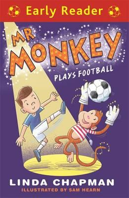 Mr Monkey Plays Football (BOK)