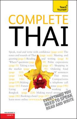 Complete Thai Beginner to Intermediate Course (BOK)