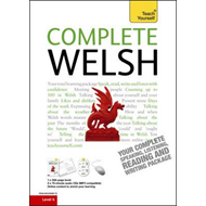 Complete Welsh Beginner to Intermediate Book and Audio Cours (BOK)