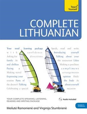 Complete Lithuanian Beginner to Intermediate Course (BOK)
