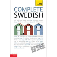 Complete Swedish Beginner to Intermediate Course (BOK)