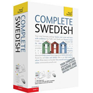 Complete Swedish Beginner to Intermediate Book and Audio Cou (BOK)