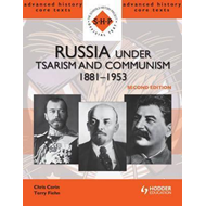 Russia under Tsarism and Communism 1881-1953 Second Edition (BOK)