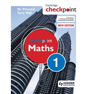 Cambridge Checkpoint Maths Student's Book 1 (BOK)