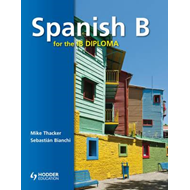 Spanish B for the IB Diploma Student's Book (BOK)