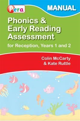 Phonics and Early Reading Assessment (PERA) Manual (BOK)