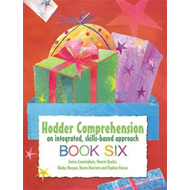 Hodder Comprehension: An Integrated, Skills-based Approach Book 6: Book 6 (BOK)