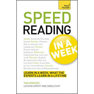 Speed Reading in a Week (BOK)