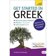 Get Started in Greek Absolute Beginner Course (BOK)