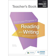 Core English KS3 Boost Your Progress in Reading and Writing Teacher's Book: Levels 3-4 (BOK)