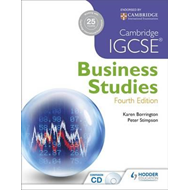 Cambridge IGCSE Business Studies (BOK)