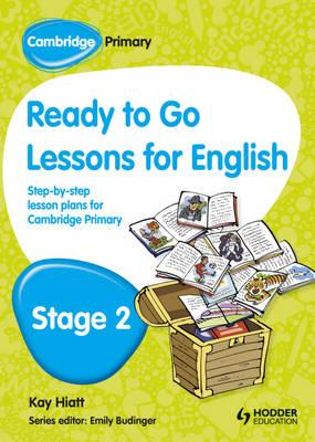 Cambridge Primary Ready to Go Lessons for English Stage 2 (BOK)