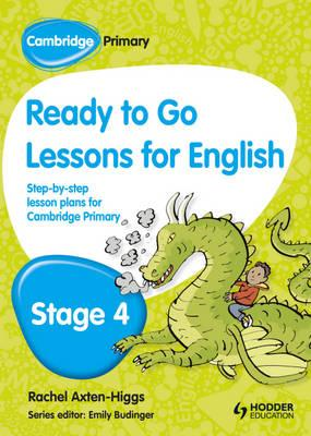 Cambridge Primary Ready to Go Lessons for English Stage 4 (BOK)
