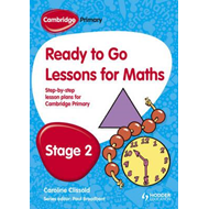 Cambridge Primary Ready to Go Lessons for Mathematics Stage 2 (BOK)