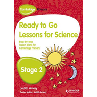 Cambridge Primary Ready to Go Lessons for Science Stage 2 (BOK)