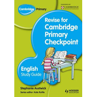 Cambridge Primary Revise for Primary Checkpoint English Study Guide (BOK)