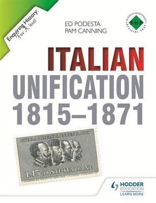 Enquiring History: Italian Unification 1815-1871 (BOK)