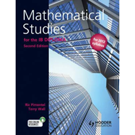 Mathematical Studies for the IB Diploma (BOK)