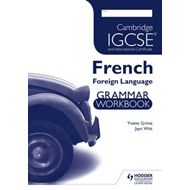 Cambridge IGCSE and Cambridge IGCSE (9-1) French Grammar Wor (BOK)