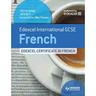 Edexcel International GCSE and Certificate French (BOK)