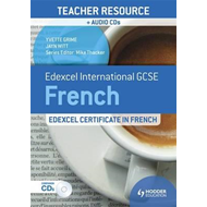 Edexcel International GCSE and Certificate French Teacher Re (BOK)