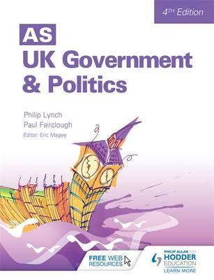 AS UK Government and Politics (BOK)