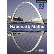 National 5 Maths With Answers (BOK)