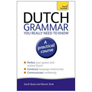 Dutch Grammar You Really Need to Know: Teach Yourself (BOK)