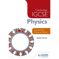 Cambridge IGCSE Physics Laboratory Practical Book (BOK)