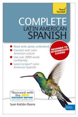 Complete Latin American Spanish Beginner to Intermediate Cou (BOK)