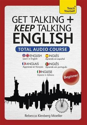 Get Talking and Keep Talking English Total Audio Course (BOK)