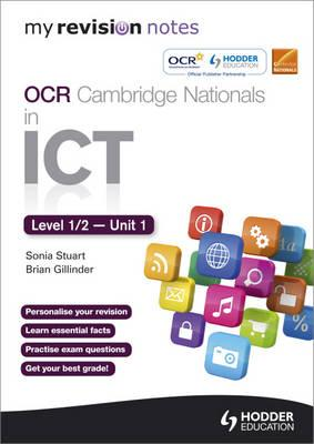 My Revision Notes OCR Cambridge Nationals in ICT Levels 1 / (BOK)