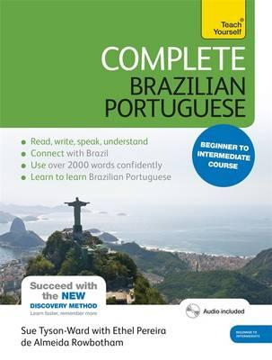 Complete Brazilian Portuguese Beginner to Intermediate Cours (BOK)