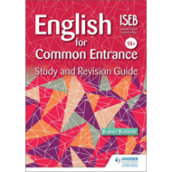 English for Common Entrance Study and Revision Guide (BOK)