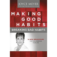 Produktbilde for Making Good Habits, Breaking Bad Habits - 14 New Behaviours That Will Energise Your Life (BOK)