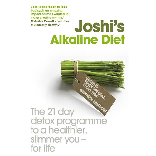 Joshi's Alkaline Diet: The 21-day Detox Programme to a Healthier, Slimmer You - for Life (BOK)