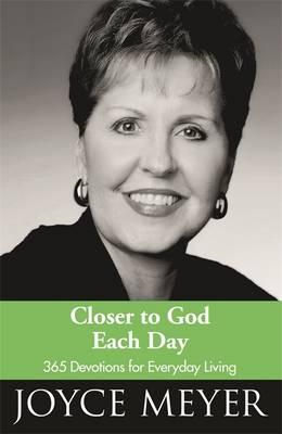 Closer to God Each Day Devotional (BOK)
