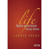 Life Application Study Bible NIV (BOK)