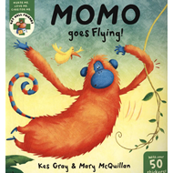 Momo Goes Flying (BOK)