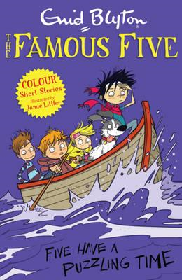 Five Have a Puzzling Time (BOK)