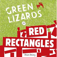Green Lizards vs Red Rectangles (BOK)
