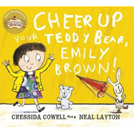 Cheer Up Your Teddy Emily Brown (BOK)