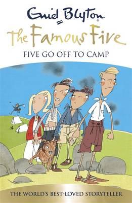 Famous Five: Five Go Off To Camp (BOK)