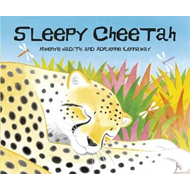 African Animal Tales: Sleepy Cheetah (BOK)
