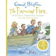 Famous Five: Five on a Treasure Island (BOK)