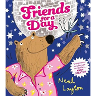 Friends for a Day (BOK)